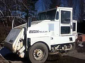 craigslist street sweeper