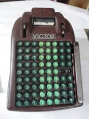 craigslist vintage adding machine