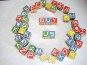craigslist vintage alphabet blocks