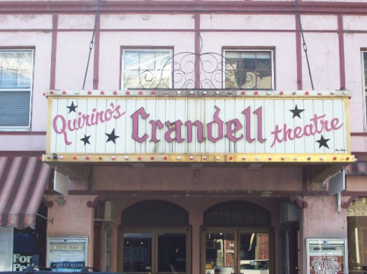 Crandall Theater in Chatham