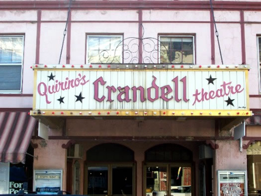 crandell theater chatham
