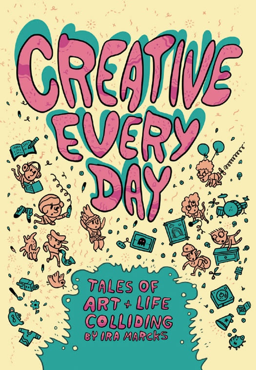 creative every day book cover