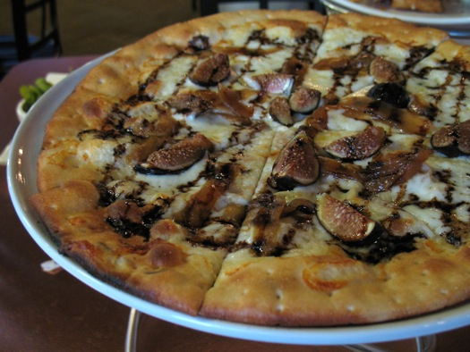 Creo fig pizza