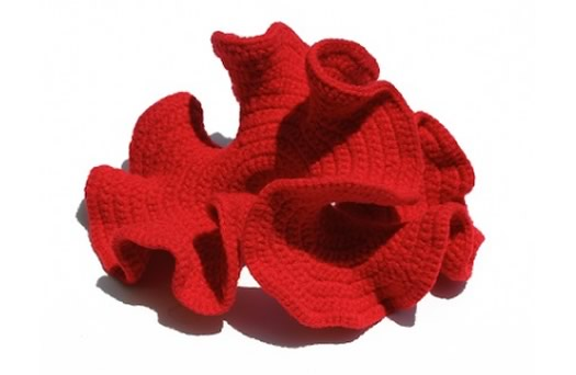 crochet coral IFF