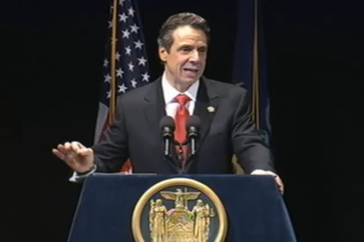 cuomo budget 2012 screengrab