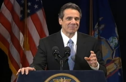 cuomo state of state 2011