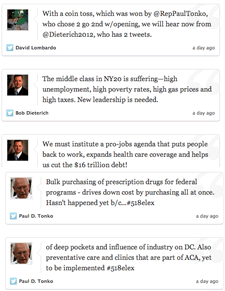 daily gazette ny20 twitter debate screengrab