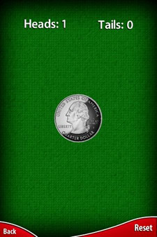 deadmans productions undecided coin flip app