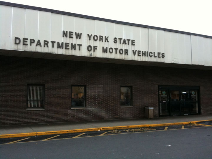 new york state department of motor vehicles albany phone