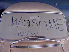 dirty car wash me