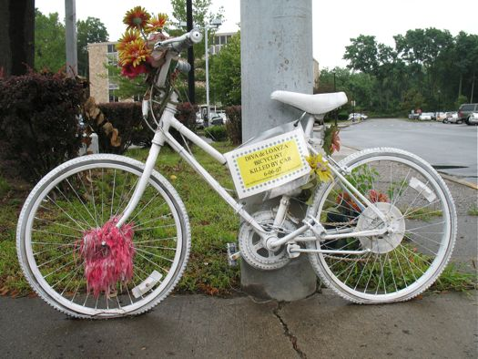 Diva de Loayza Ghost Bike