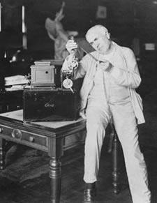 thomas edison pallophotophone