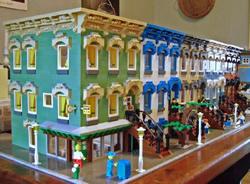 elm street lego block