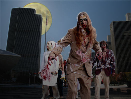 empire state plaza zombies