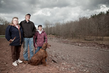 faces of the flood watershed post
