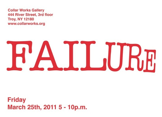 failure exhibit big