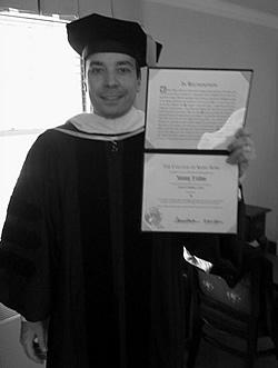 Fallon graduates