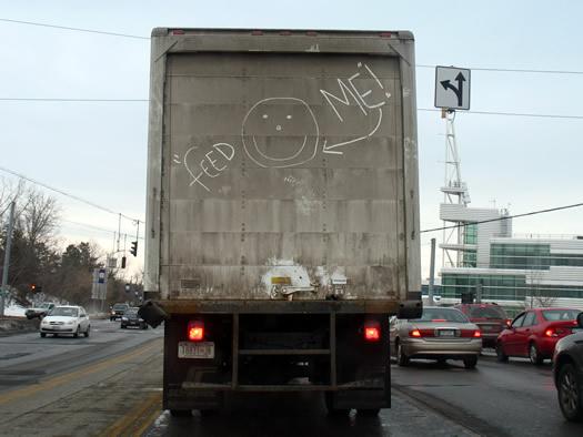 feed me truck