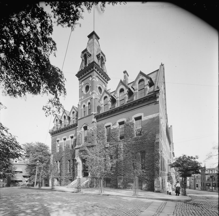 first Albany High School 1900 tall