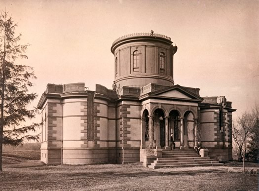 the first dudley observatory