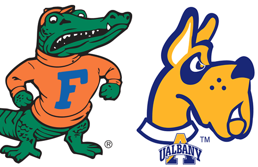 florida and albany logos