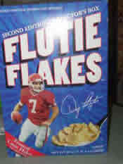 flutie flakes box