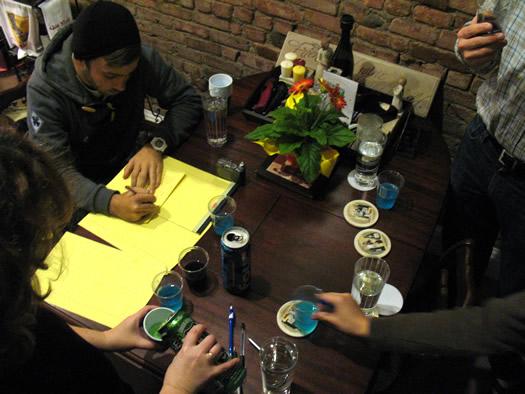 four loko tasting table