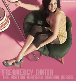 Frequency North poster