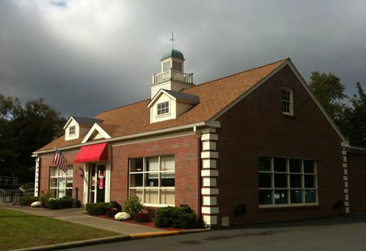 friendlys exterior