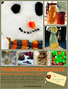 from scratch club holiday ebook cover