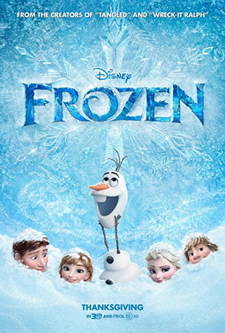 frozen film poster