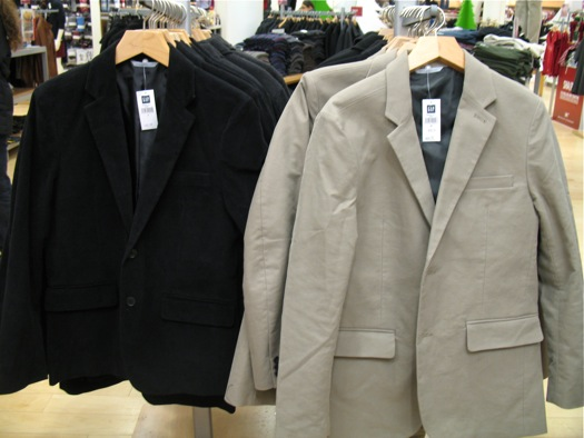 Gap blazers