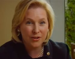 gillibrand video grab