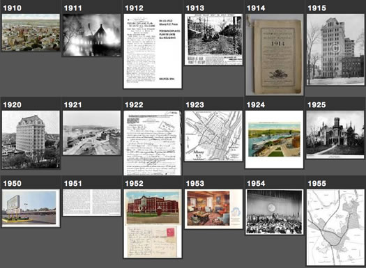 google image search timeline hack albany composite
