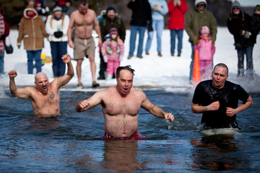 grafton winterfest polar plunge