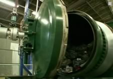 green waste energy autoclave
