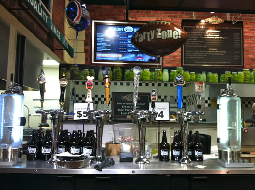 growler station price chopper slingerlands
