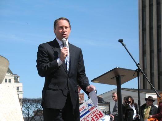 gun rally esp rob astorino