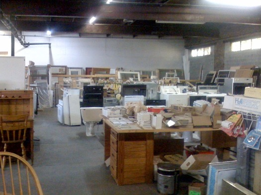 Habitat ReStore wide shot