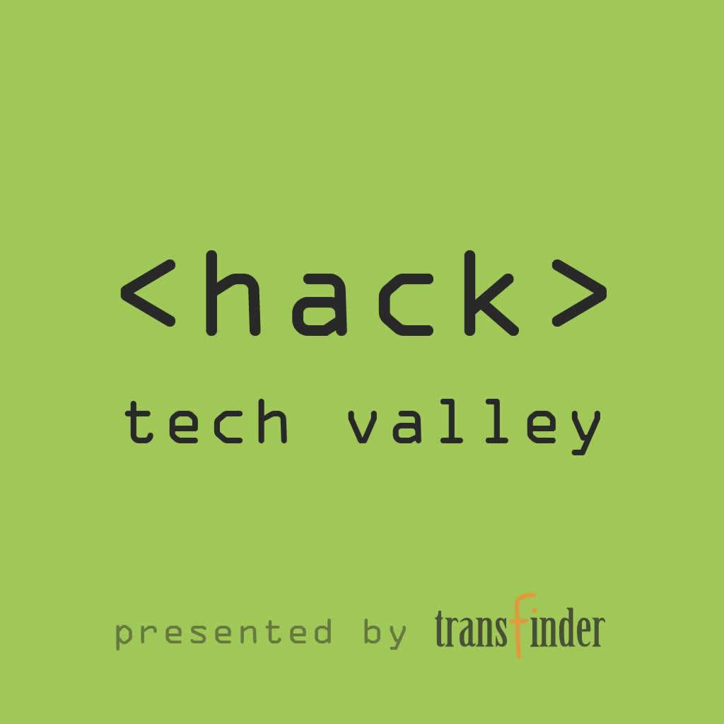 hack tech valley logo