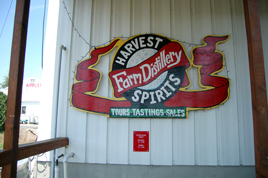 harvest spirits sign