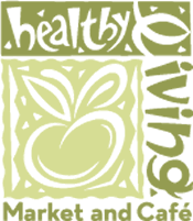 healthy living market logo