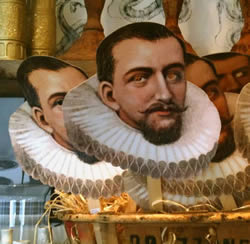 henry hudson mask