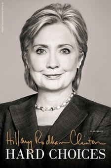 hillary clinton hard choices cover