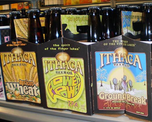 hoosick street beverage Ithaca beers