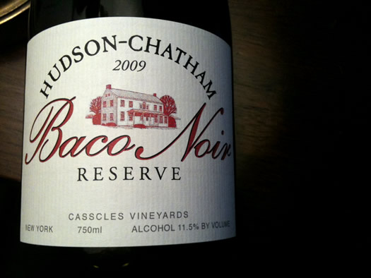 hudson-chatham reserve label closeup