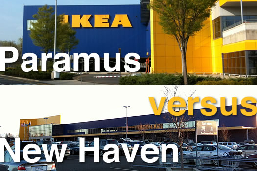 ikea paramus vs new haven