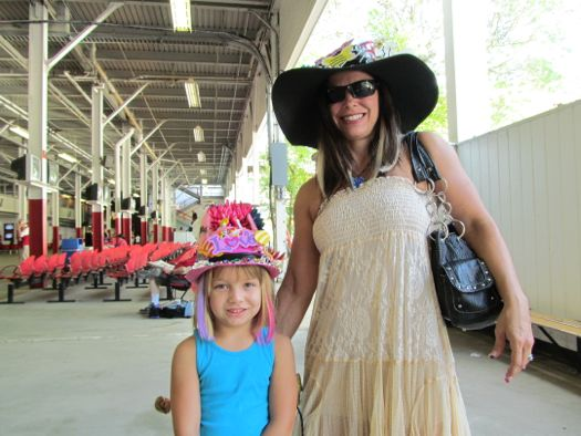 2012 hats Cara and Cammie garden party theme.jpg