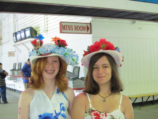 2012 hats Ruby and Julie.jpg