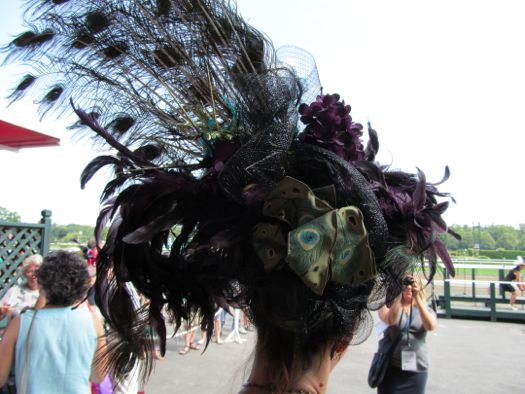 2012 hats mother peacock from behind.jpg